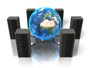 Worldwide web hosting