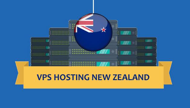 New Zealand VPS Hosting