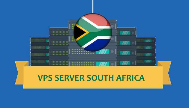 South Africa VPS Hosting