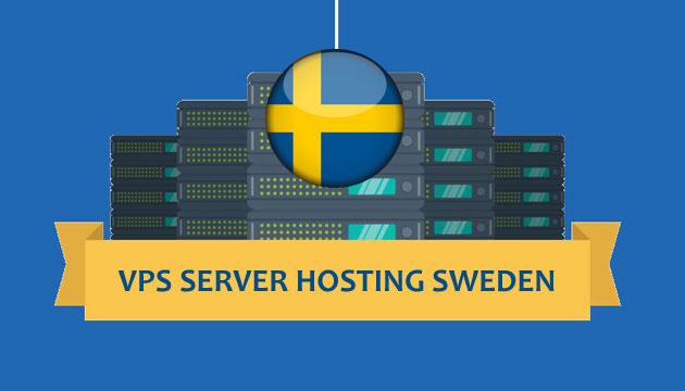 Sweden VPS Hosting